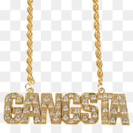 Thug life gangsta chain
