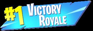 fortnite victory royale png transparent