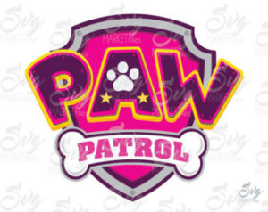 paw patrol bone