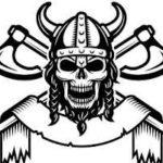 skull and crossbones free clipart
