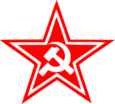 star hammer and sickle png