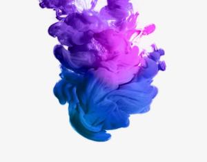 violet smoke png