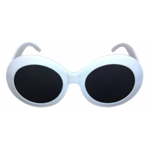 Clout goggles red. Glasses png free download