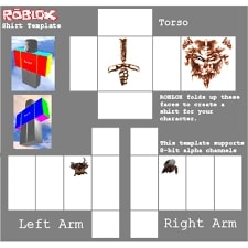 roblox-shirt-template-download
