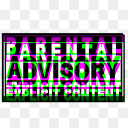 3d parental advisory