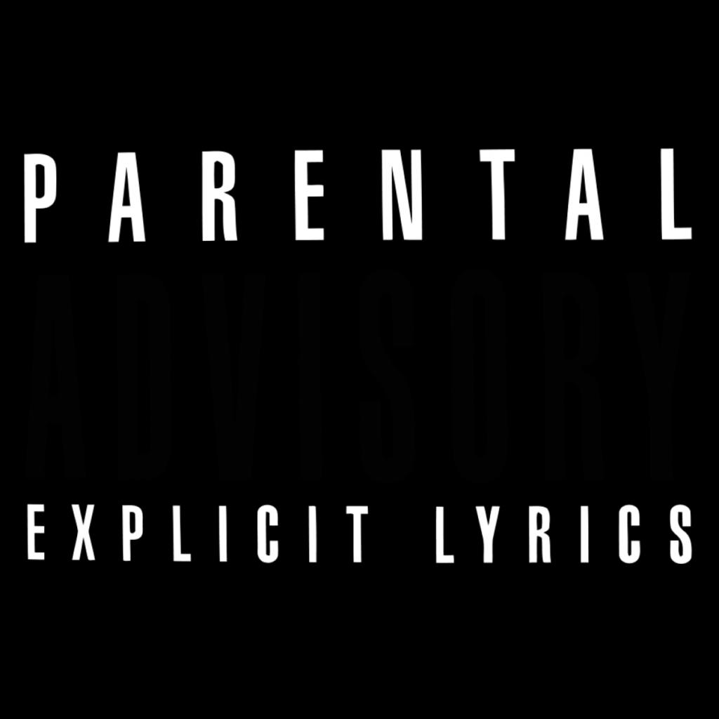 Top 10 Parental Advisory PNG Transparent Logo - 123PNGDownload