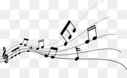music notes png transparent