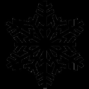 simple snowflake png