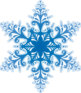 snowflakes background png