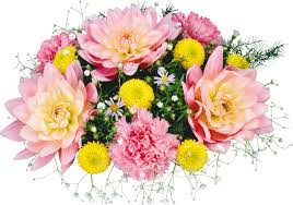 bouquet flower png