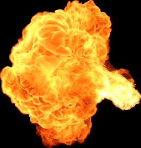 explosion blast images