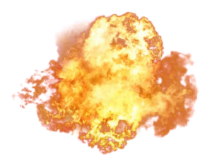 fire explosion images