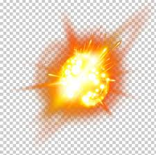 light explosion png
