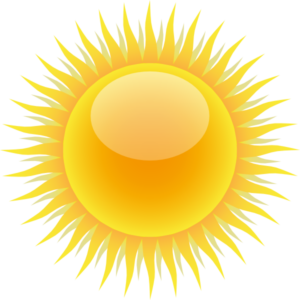 red sun png