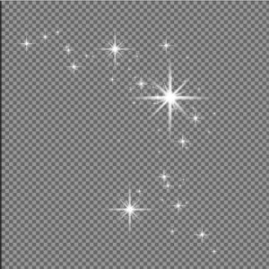 sparkles png HD
